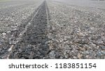 asphalt runway airport... | Shutterstock . vector #1183851154