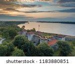 aerial shot of baba vida... | Shutterstock . vector #1183880851