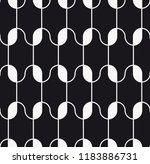 vector seamless pattern.... | Shutterstock .eps vector #1183886731