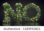 3d rendering  no war | Shutterstock . vector #1183952821