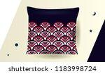 ethnic pattern design for... | Shutterstock .eps vector #1183998724