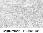 black and white marble... | Shutterstock . vector #1184000404