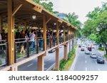 makati  philippines   july 30 ... | Shutterstock . vector #1184009257