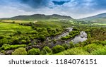 the world famous ring of kerry... | Shutterstock . vector #1184076151
