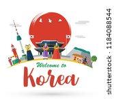 flat design  illustration of...   Shutterstock .eps vector #1184088544
