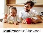 family. food. parenthood. dad...   Shutterstock . vector #1184099554