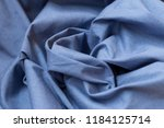 fabric texture background | Shutterstock . vector #1184125714