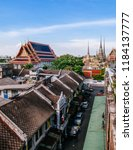 may 08  2013 bangkok  thailand  ...   Shutterstock . vector #1184137777