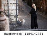 roma  italia  08 16 2018  ... | Shutterstock . vector #1184142781