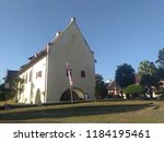 building inside fort rotterdam... | Shutterstock . vector #1184195461