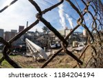 canton  north carolina usa  ... | Shutterstock . vector #1184204194