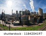 canton  north carolina usa  ... | Shutterstock . vector #1184204197