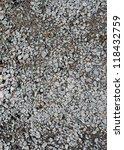 old rock road with big grain...   Shutterstock . vector #118432759
