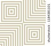 raster golden line geometric...   Shutterstock . vector #1184381101