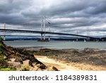 Firth Of Forth  Queensferry...