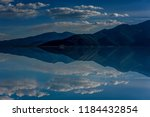 salar de uyuni  bolivia  march...   Shutterstock . vector #1184432854