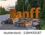 Banff  Canada   July 4  2018 ...