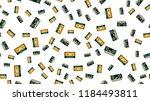 texture seamless pattern from... | Shutterstock .eps vector #1184493811