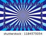 radial background material... | Shutterstock .eps vector #1184575054