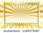radial background material... | Shutterstock .eps vector #1184575087