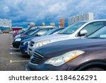 moscow  russia   september  20  ...   Shutterstock . vector #1184626291