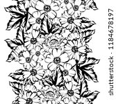 abstract elegance seamless... | Shutterstock .eps vector #1184678197