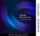 abstract vector background. ... | Shutterstock .eps vector #118472314