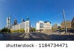 frankfurt  germany   sep 16 ... | Shutterstock . vector #1184734471