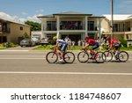 adelaide australia   january...   Shutterstock . vector #1184748607