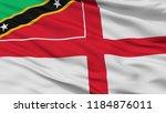 saint kitts and nevis naval... | Shutterstock . vector #1184876011