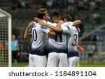 milan  italy september 18  2018 ...   Shutterstock . vector #1184891104
