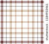 tartan traditional checkered...   Shutterstock .eps vector #1184933461