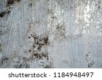 old rusty iron. rusty wall... | Shutterstock . vector #1184948497