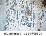 old rusty iron. rusty wall... | Shutterstock . vector #1184948524