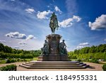 friedrich franz ii monument at...   Shutterstock . vector #1184955331