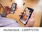 strasbourg  france   sep 21 ... | Shutterstock . vector #1184972734
