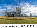 Whitby Abbey North Yorkshire...