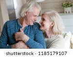 Caring Loving Senior Old Man...