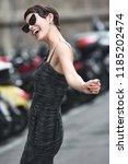 milan  italy   september 20 ... | Shutterstock . vector #1185202474