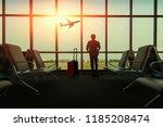 Passenger Seat In Departure...
