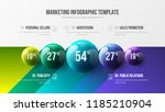 amazing business infographic... | Shutterstock .eps vector #1185210904
