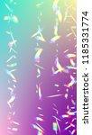iridescent background.... | Shutterstock .eps vector #1185331774