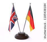 united kingdom and germany ... | Shutterstock . vector #1185438184