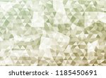 geometric rumpled triangular... | Shutterstock .eps vector #1185450691
