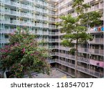 Sai Wan Estate  One Of The...