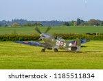 old warden  bedfordshire  uk  ... | Shutterstock . vector #1185511834