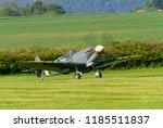 old warden  bedfordshire  uk  ... | Shutterstock . vector #1185511837