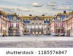 versailles palace  paris  france | Shutterstock . vector #1185576847