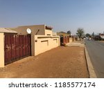 soweto  south africa   18... | Shutterstock . vector #1185577174