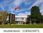 peterborough  ontario  canada   ... | Shutterstock . vector #1185623071